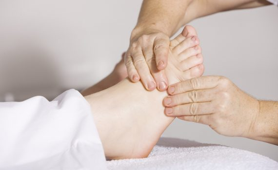 Living the Dream – How I got started with Reflexology