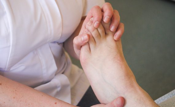 5 Benefits of Reflexology
